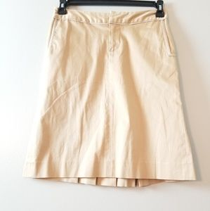 Women's Marc by Marc Jacobs Khaki Skirt Size 2